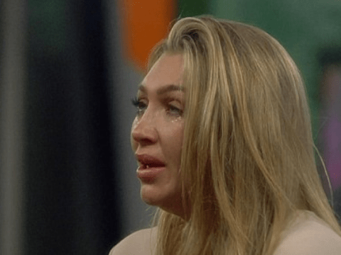 Celebrity Big Brother 2014: Blubbing Lauren Goodger admits she's still in love with her ex