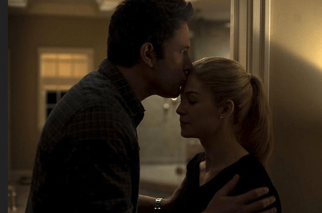 'Gone Girl'- Rosamund Pike