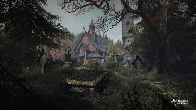 The Vanishing Of Ethan Carter (PC) - what is the secret of Red Creek Valley?
