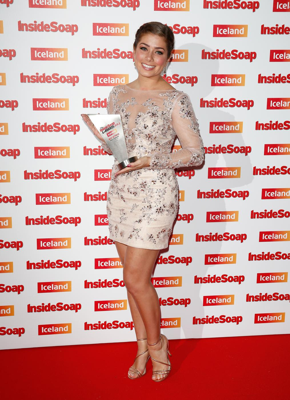 EXCLUSIVE: Hollyoaks' Nikki Sanderson teases 'there's so much more drama to come for Maxine'