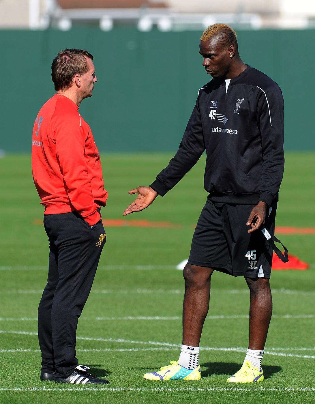 Mario Balotelli dropped for Liverpool's game against West Brom, fans produce mixed responses on Twitter