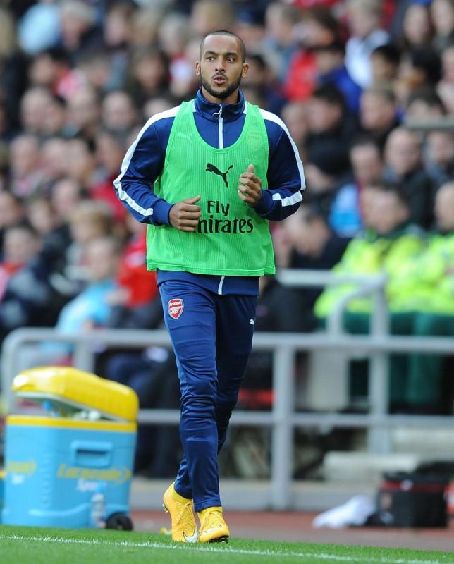 Why Theo Walcott is the man to turn Arsenal's season around
