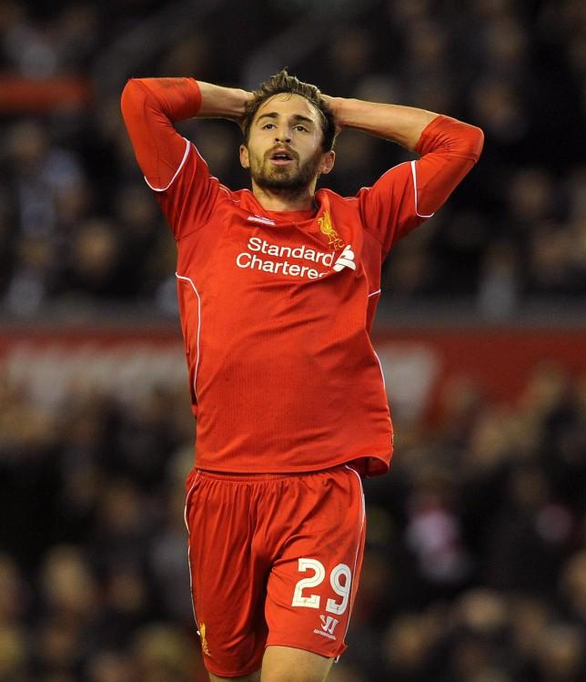 Is Fabio Borini the answer to Liverpool's attacking problems?