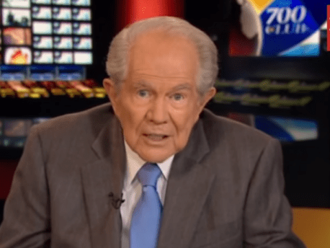 'Gays are terrorists,' claims televangelist