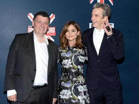 Steven Moffat says he has started looking for his Doctor Who replacement