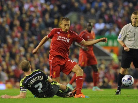 Lucas Leiva keen to quit Liverpool in search of first-team football