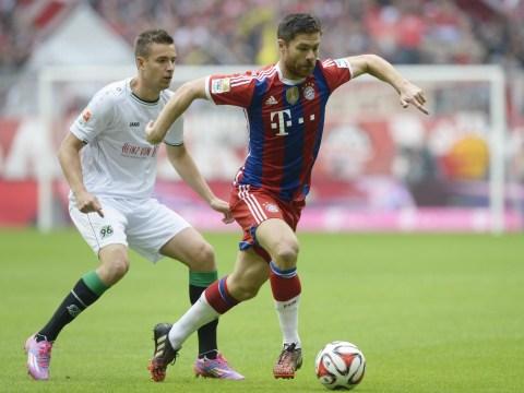Xabi Alonso nets stunning maiden goal for Bayern Munich after flying start to Bundesliga life