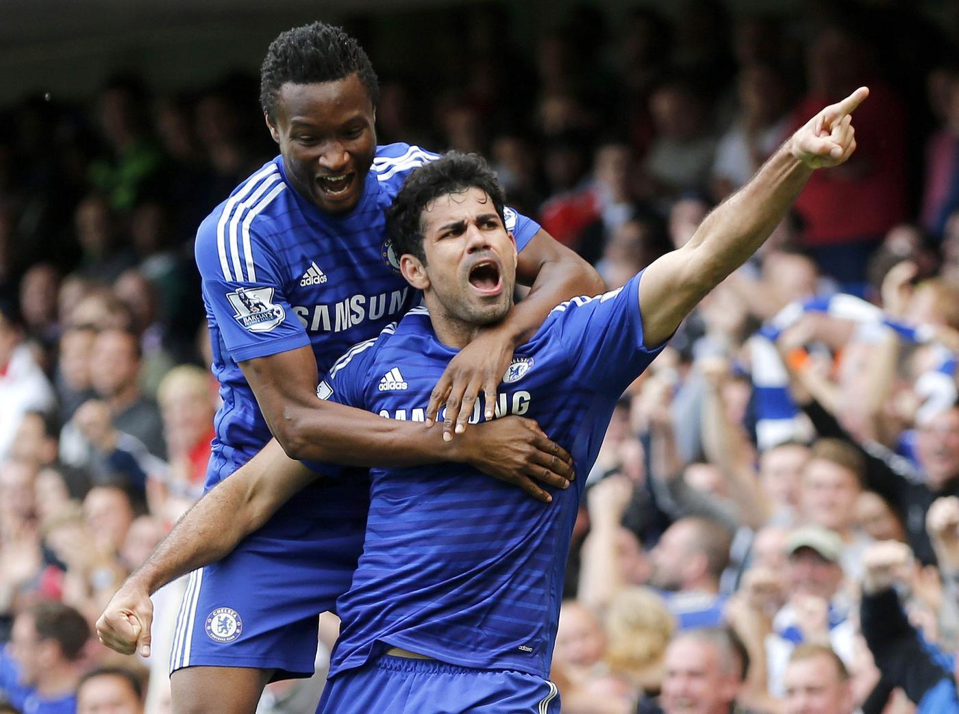 How Eden Hazard, Oscar, Diego Costa and Cesc Fabregas inspired Chelsea to victory over Arsenal
