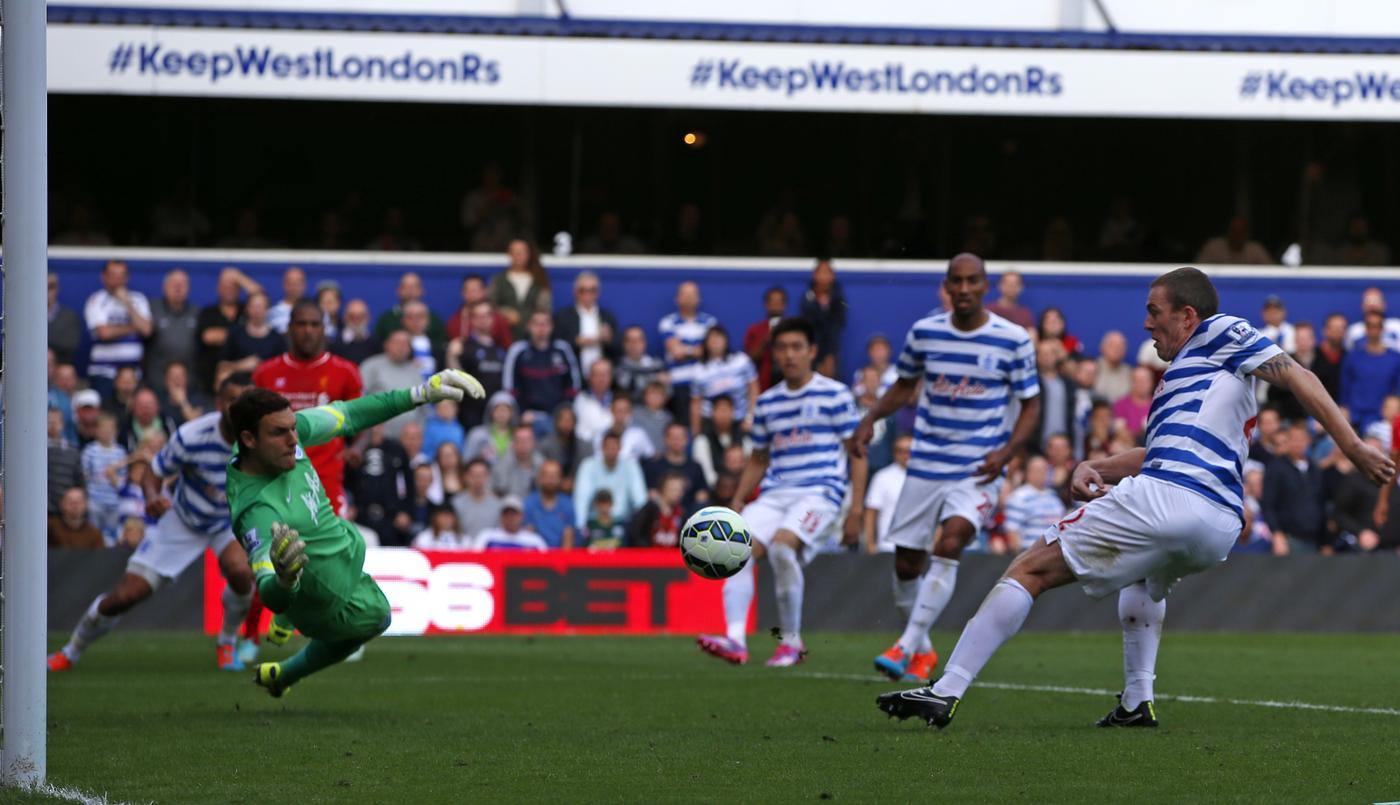 Have Harry Redknapp and QPR turned a corner despite defeat to Liverpool?
