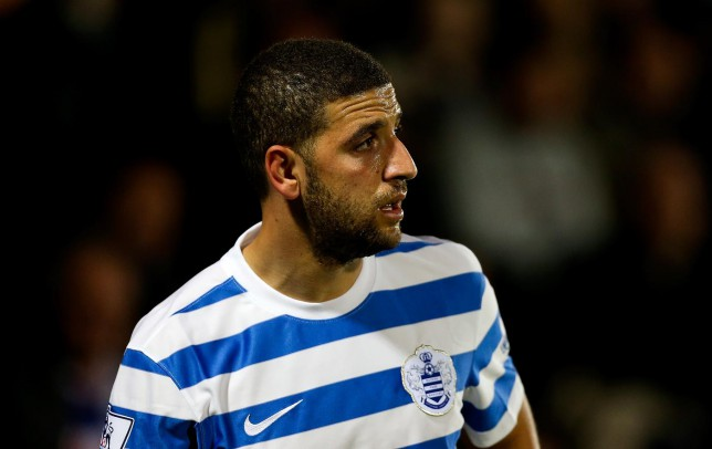 Adel Taarabt could be SACKED by QPR following Harry Redknapp's 'fat' blast