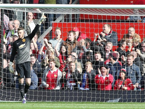 David De Gea pulls off two incredible match-winning saves to secure victory for Manchester United over Everton