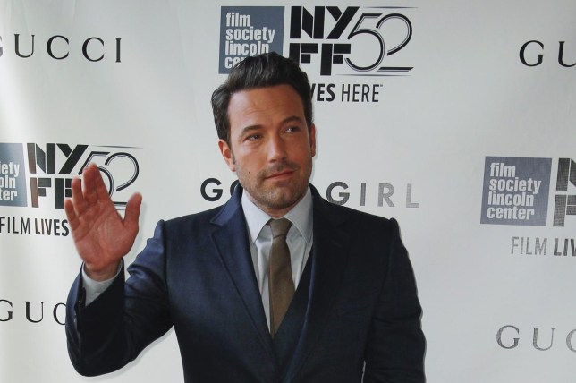"Actor Ben Affleck attends the 52nd New York Film Festival opening night gala presentation of the movie ""Gone Girl"" at Alice Tully Hall in New York September 26, 2014. REUTERS/Eduardo Munoz (UNITED STATES - Tags: ENTERTAINMENT) Eduardo Munoz/Reuters"