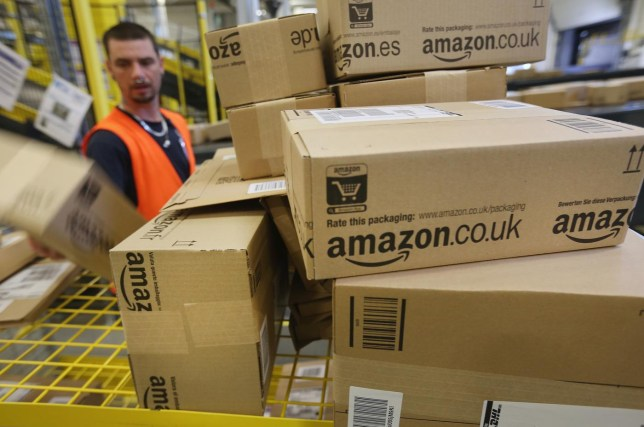 Amazon, collection service