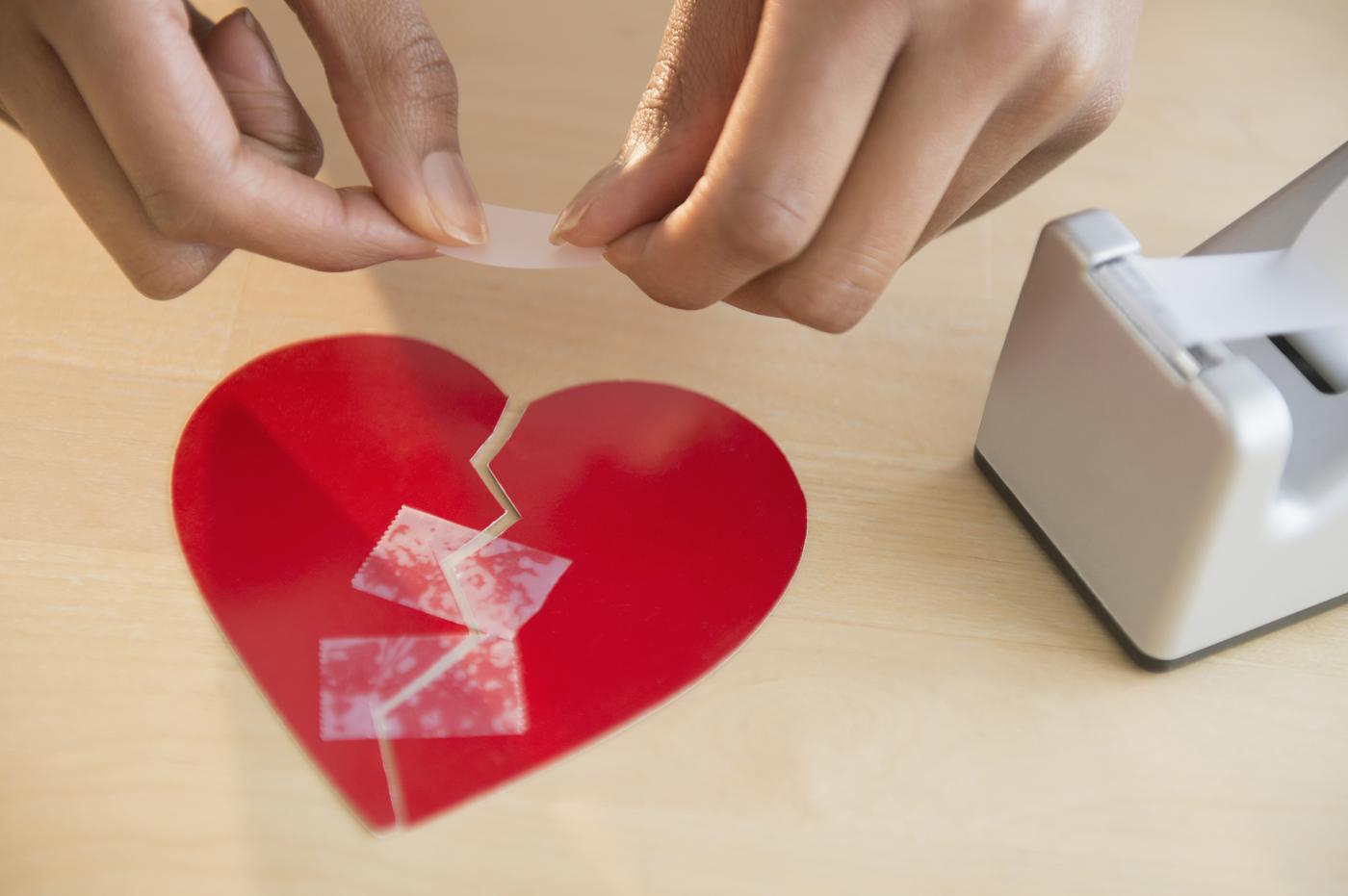 How to heal a broken heart – essential advice when you've just been dumped