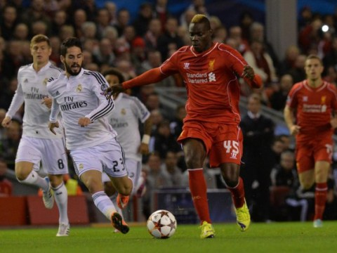 Mario Balotelli shrugging while not giving 100 per cent for Liverpool is what really stinks
