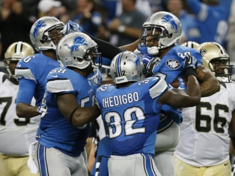 Detroit Lions and Atlanta Falcons trending in different directions ahead of Wembley match-up
