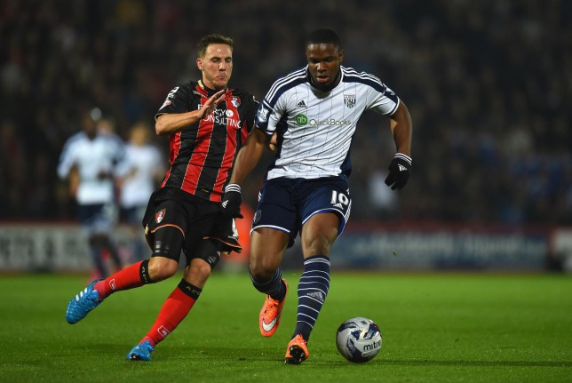 Victor Anichebe, Craig Dawson and Gareth McAuley only West Brom players who impressed in League Cup loss at Bournemouth
