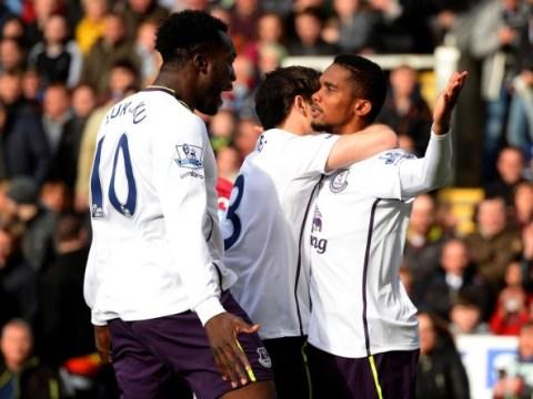 Why Samuel Eto'o can help Romelu Lukaku prove his Everton doubters wrong