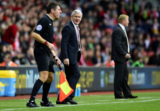 How Southampton found there is no Stoke without fire