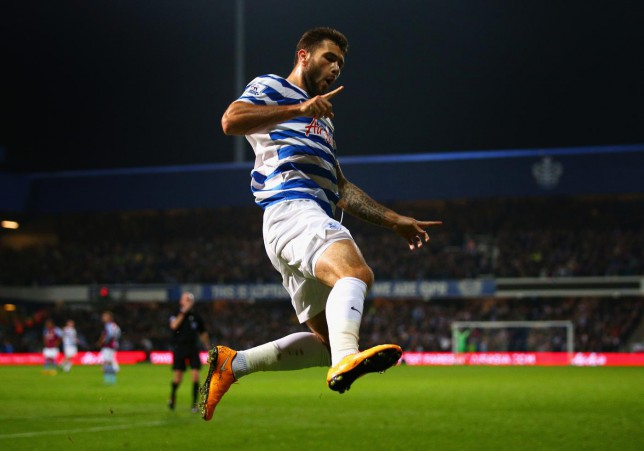 Charlie Austin and QPR let their feet do the talking to ease the pressure on Harry Redknapp