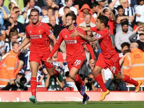 Jordan Henderson and Adam Lallana provide perfect tonic for Liverpool