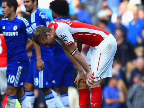 Per Mertesacker: Chelsea are still better than Arsenal and we have to learn quickly