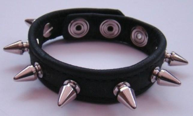 Nice bracelet...wait (Picture: eBay)