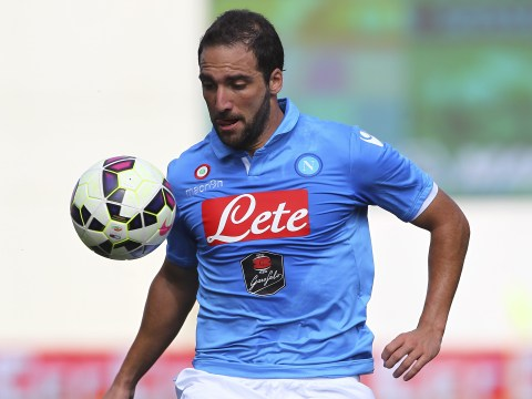 Liverpool close on Gonzalo Higuain transfer as he admits interest in move from Napoli