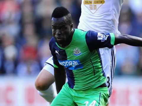 Liverpool close in on Newcastle United's Cheick Tiote with £15.5m transfer offer