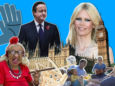 Five stories from this week's politics – some are slightly silly