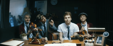 5 Seconds of Summer's video for Good Girls landed and Twitter went nuts
