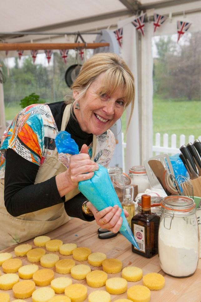 The Great British Bake Off 2014: Nancy Birtwhistle