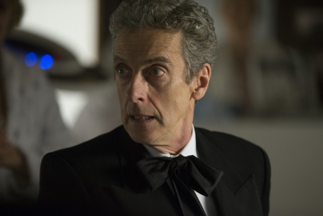 Doctor Who Episode 8, The Mummy on the Orient Express