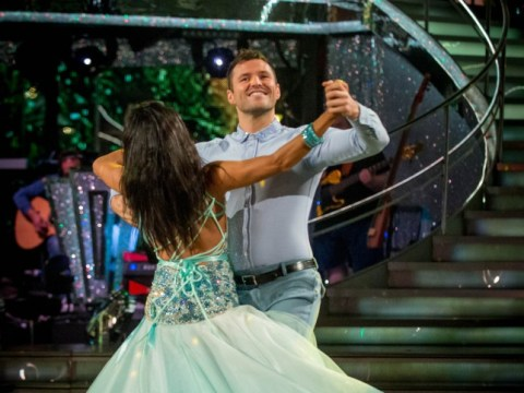 Mark Wright 'bans' Michelle Keegan from Strictly Come Dancing rehearsals