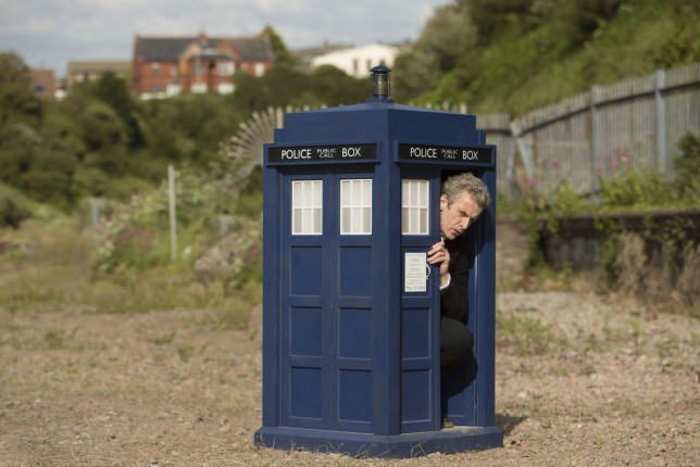Doctor Who season 8, episode 9: Flatline