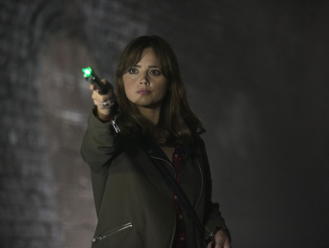 Doctor Who: Jenna Coleman