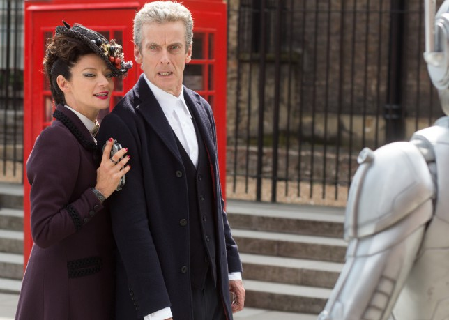 Doctor Who series 8: Jaw-dropping Missy reveal in Dark Water promises an amazing finale