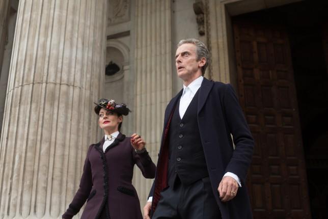 Doctor Who season 8, episode 11: spoiler free preview of Dark Water