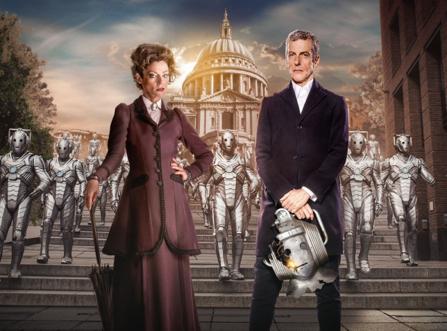 Doctor Who series 8: Missy and the Doctor