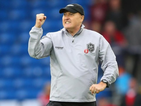 Russell Slade is the man to take Cardiff City back to the Premier League