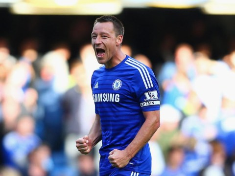 How Chelsea's 'Mr Unpopular' John Terry proved he is still all gold against Arsenal