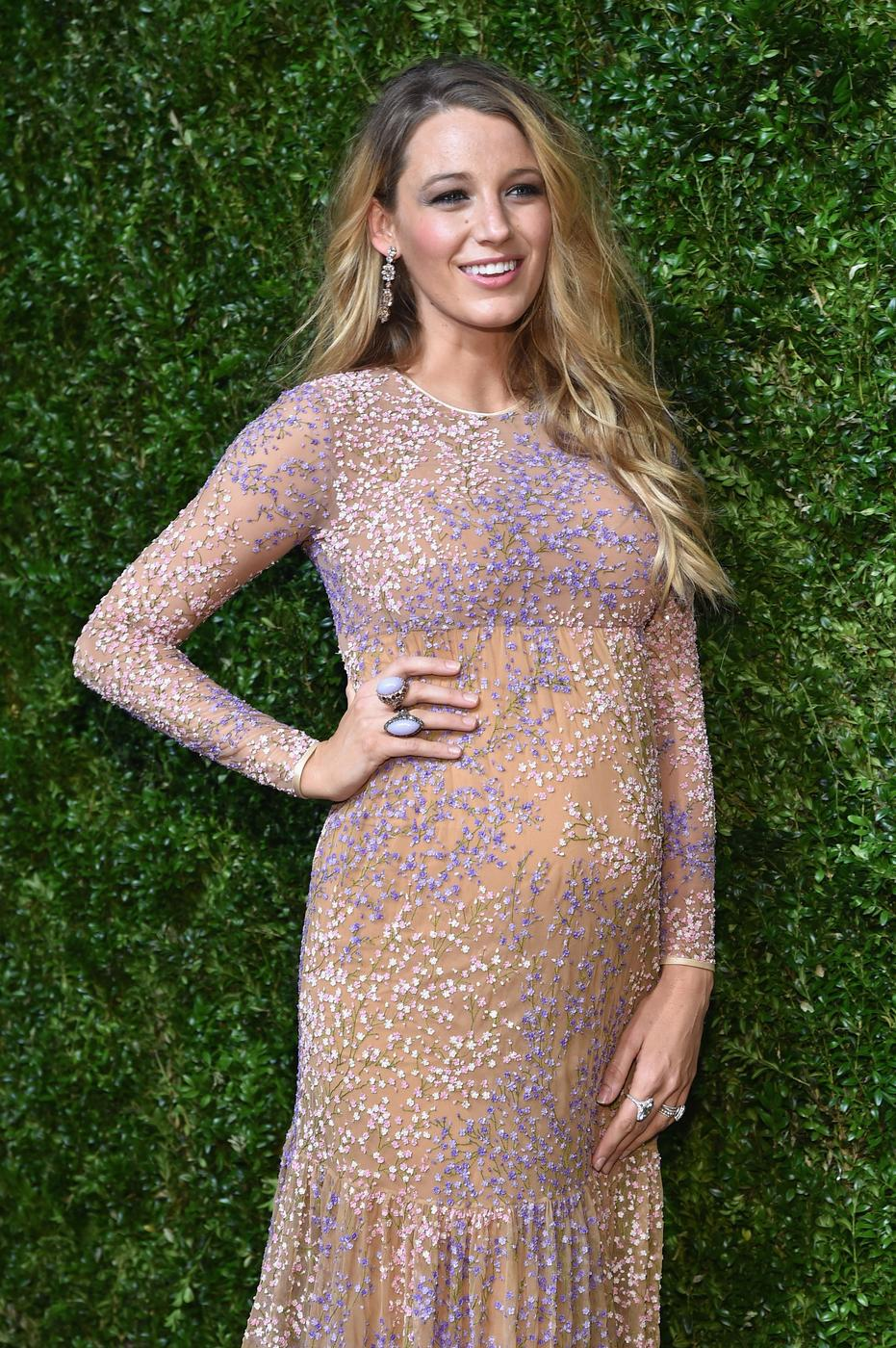 Blake Lively may just be the most glowing pregnant person ever (of course)