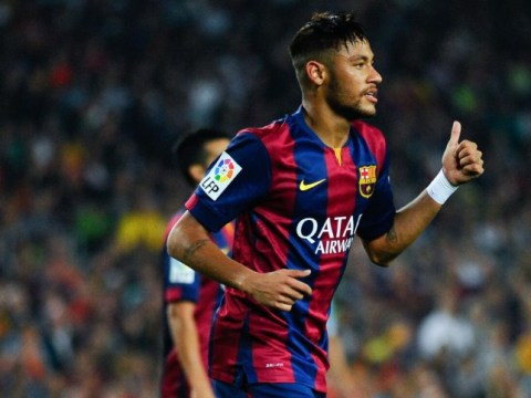 How Neymar is playing his way into the history books at Barcelona