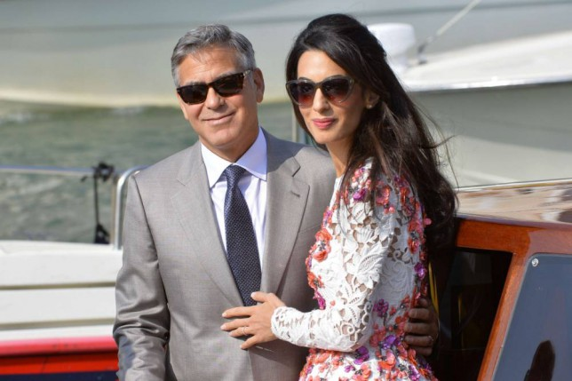 George and Amal Clooney 'prepare for a THIRD wedding… this time in England'