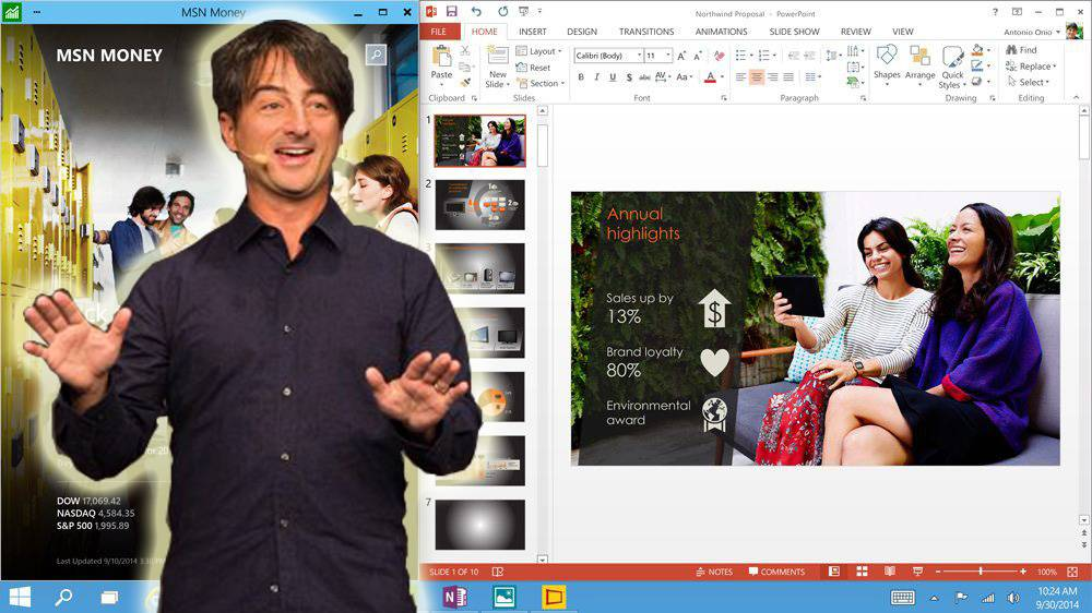 Microsoft unveils Windows 10: What did it do with Windows 9 and what to expect from 10?