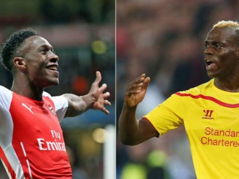These stats show Arsenal dodged a bullet by signing Danny Welbeck over Mario Balotelli
