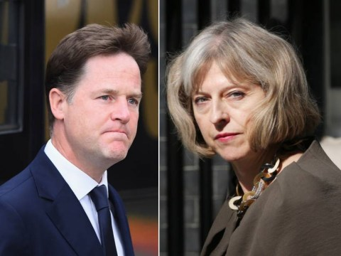 Nick Clegg vs Theresa May: How their recent spat about surveillance really went down