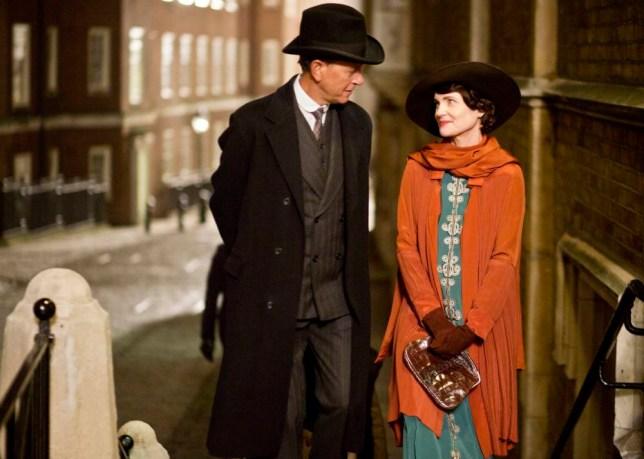Downton Abbey season 5, episode 3