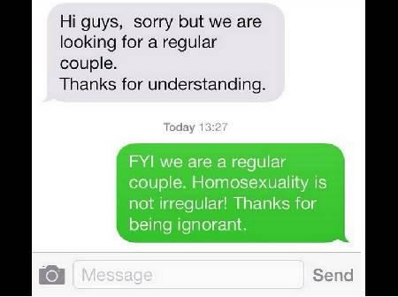 GAY FLATMATES