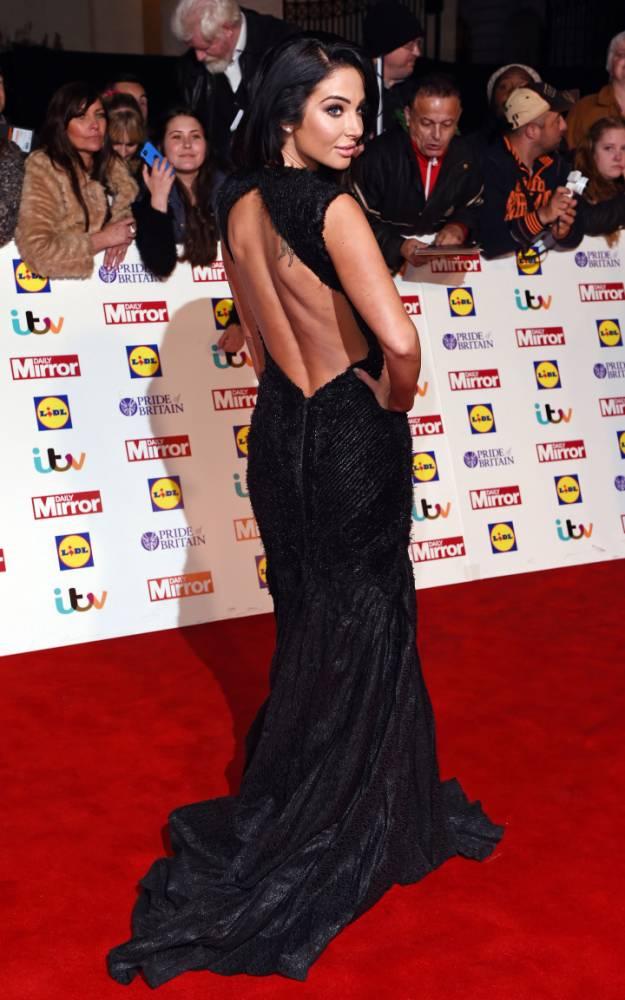 Cheryl Fernandez-Versini and Tulisa Contostavlos brought sexy back at the Pride of Britain Awards